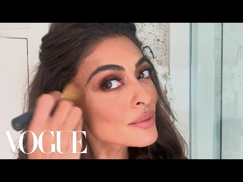 Juliana Paes&39;s Everyday Bombshell Beauty Look  Beauty Secrets  Vogue