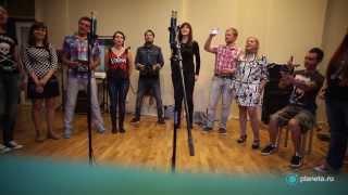 видео Запись бэк-вокала