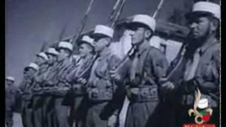 Video Aux Legionnaires-Chant Legion Etrangere 6REG download MP3, 3GP, MP4, WEBM, AVI, FLV September 2017