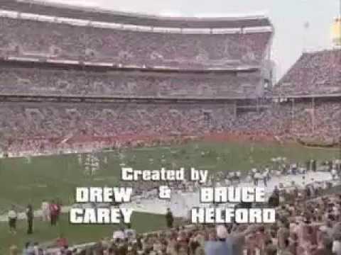 Cleveland Rocks (Football) - The Drew Carey Show (Season 8) (Version 1)