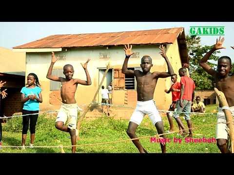 John Rambo - Sheebah Dance Cover by Galaxy African Kids HD Video thumbnail