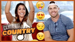 Dustin Lynch Emoji Q&A: Celeb Crushes, Kelly Osbourne Romance Rumors, New Album | Certified Country