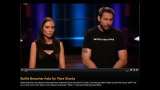 Video Bottle Breacher on ABC's Shark Tank download MP3, 3GP, MP4, WEBM, AVI, FLV Agustus 2017