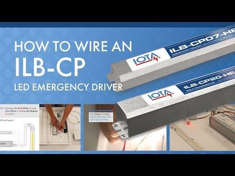 Video - ILB CP wiring