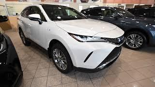 Stampede Toyota - 2021 VENZA HYBRIDS OCT 2020