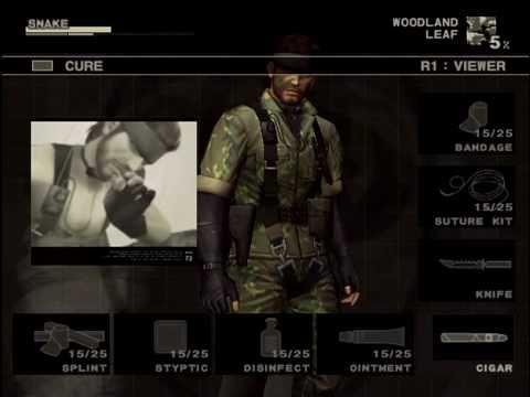 PS2 Longplay [001] Metal Gear Solid 3:...