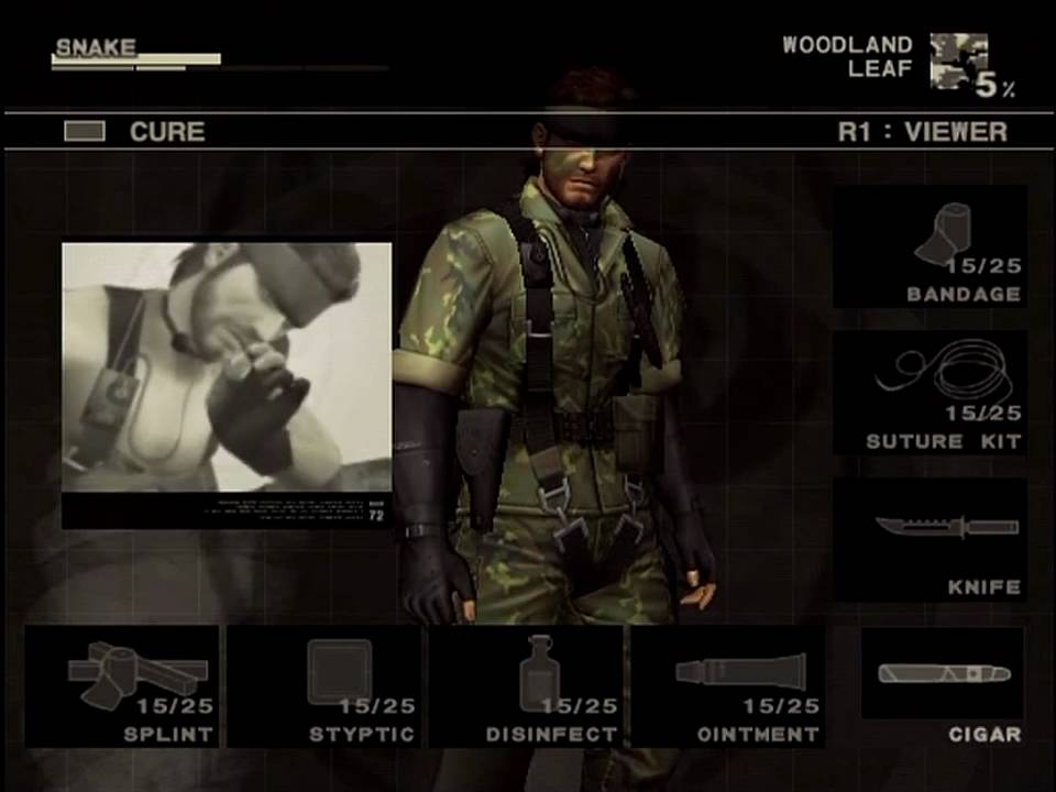Image result for Snake Eater cure