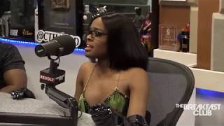 Azealia Banks: Breakfast Club Interview Highlights *read description*