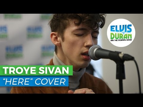 "Troye Sivan - ""Here"" Alessia Cara Cover/Acoustic 