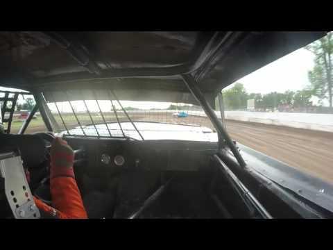 Seymour Speedway Heat 7/10/2016