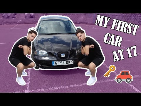 MY FIRST CAR AT 17 YEARS OLD !   THANKYOU