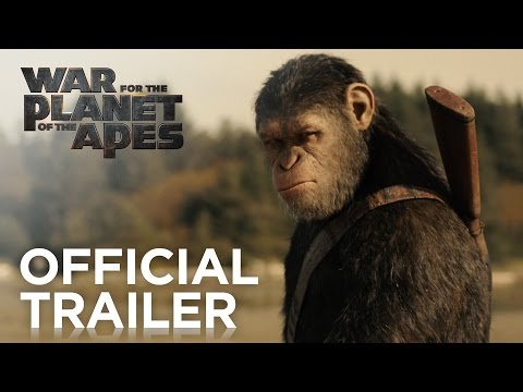 War for the Planet of the Apes | Official HD Trailer #1 | 20