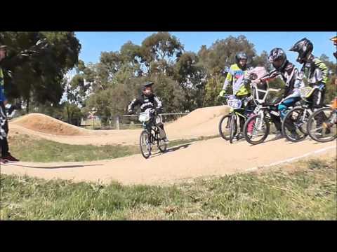 Monday Madill clinics - BMX Racing