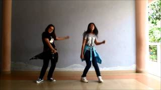 2ne1 crush dance cover by c vacious