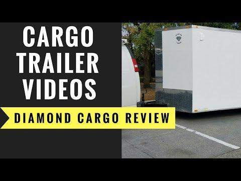 Diamond Cargo Trailer Review
