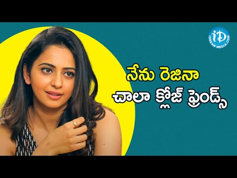 We Two Also Share Room - Rakul Preet Singh || Dialogue With Prema