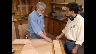 Cabinetmaking Techniques Part 6