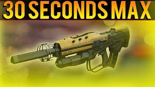 MAX WEAPONS IN 30 SECONDS! - NEW Legendary Stranger