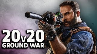 How Ground War Gameplay Works In Call of Duty Modern Warfare