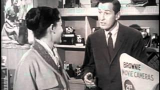 Eastman Kodak Brownie 8mm Commercial 1958