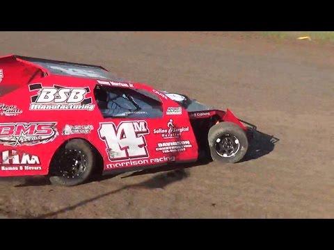 Salina Speedway IMCA Modifeds 9/18/16