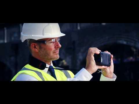 Leica BLK3D - Building construction