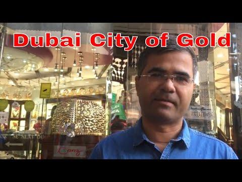 DUBAI GOLD JEWELLERY MARKET