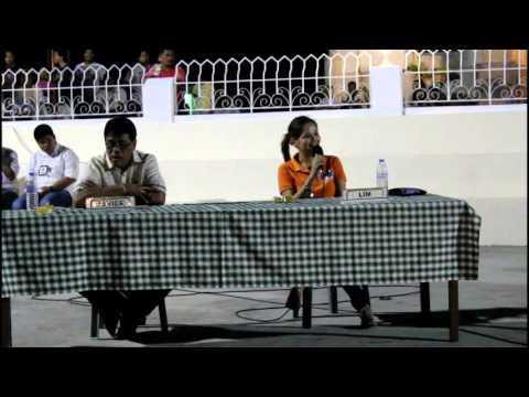 Pototan Iloilo Candidates Forum 2016 (for Mayor & Vice Mayor) 3rd wave