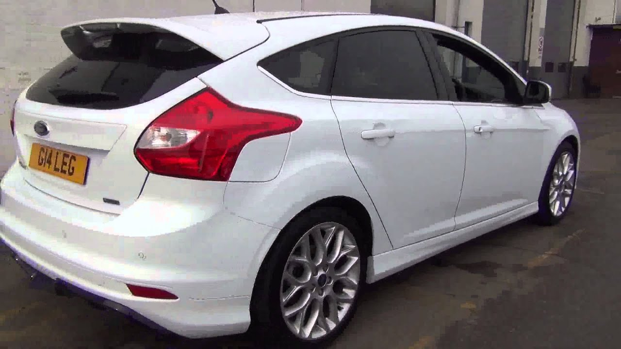 2012 Ford Focus Zetec S S S Youtube