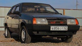 Авто за 30 тысяч ВАЗ 21099 LADA Samara 96 г. \\ Максим Исаев \\