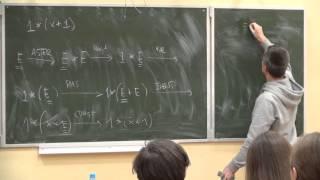 Лекция 3 | Языки программирования и компиляторы (2013) | Дмитрий Булычев  | CSC | Лекториум