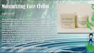 Natural Moisturizing Face Cream - BEST FACE CREAM!!!! Thumbnail