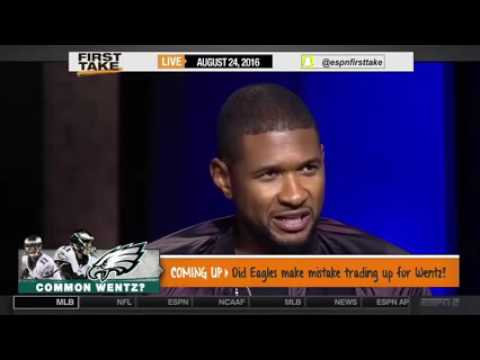 ESPN FIRST TAKE TV - Does Ronda Rousey Look Bad Out Of UFC 205