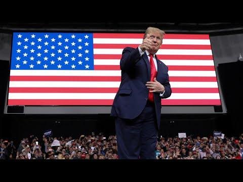 В США начался импичмент Трампа. Президент уверен в своей победе