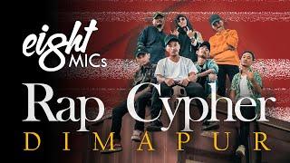 8MICs   Dimapur Rap Cypher  Echognize × Tensawati × Psycho K4 × Mcolen × A Slim × Sudurhax × C Young