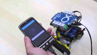 Android_GyroBot (ADK USB Control)
