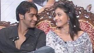 Ajay & Kajol have creative differences