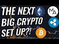 Next MAJOR Move Set Up In Bitcoin & Crypto Markets!? BTC, ETH, XRP, Cryptocurrency & Stocks News!