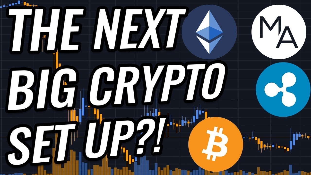 Next MAJOR Move Set Up In Bitcoin & Crypto Markets!? BTC, ETH, XRP, Cryptocurrency & Stocks