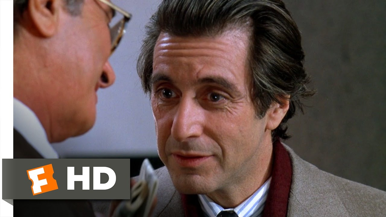 Scent Of A Woman 58 Movie Clip Gray Ghosts 1992 Hd Youtube