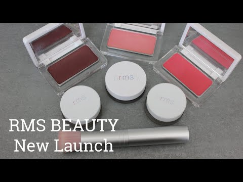 NEW LAUNCH FROM RMS BEAUTY- PRESSED BLUSHES!    FULL FACE OF RMS BEAUTY