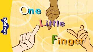One Little Finger   Song for Kids by Little Fox