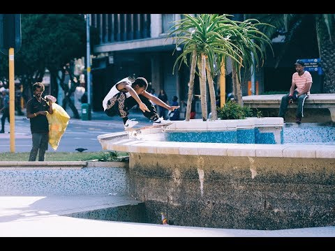 Hectic – Nike SB in Cape Town