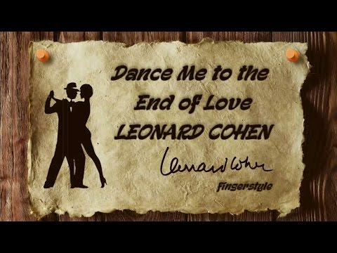 DANCE ME TO THE END OF LOVE CHORDS by The Civil Wars ...