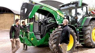 Es la hora de dar el salto - Rowles Farm 1 | John Deere ES