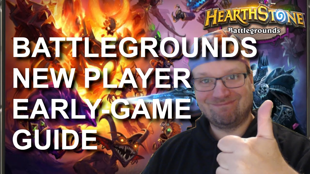 Hearthstone Battlegrounds New Player Guide: Basic Early-Game Strategy