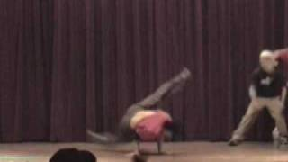Bboy The End 16 years old