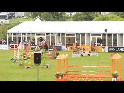 Elite Eventing| Bramham CCI*** Show Jumping ft. Ben Hobday