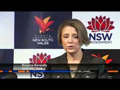 Keneally set to stay as Riordan resigns