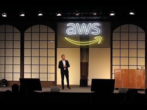 AWS Transformation Day Munich 2019 – Keynote Recording